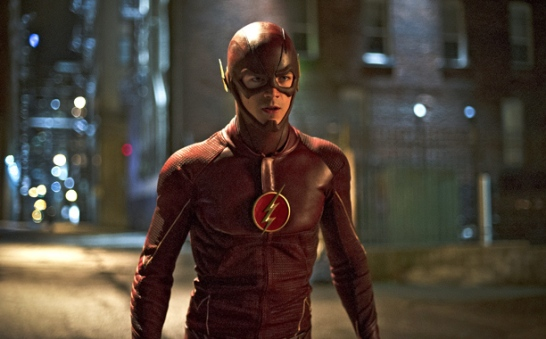 The Flash. Barry Allen. Grant Gustin. The CW. DC Comics. 2014.