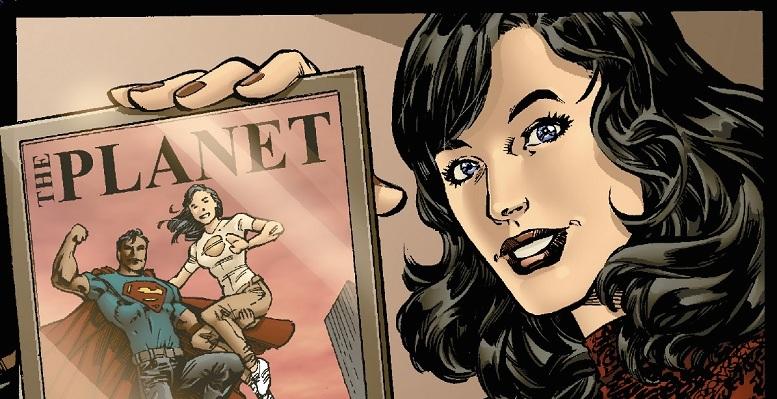 Lois Lane. DC Comics. Comics.
