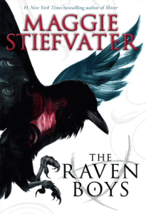 The Raven Boys. Maggie Stiefvater.