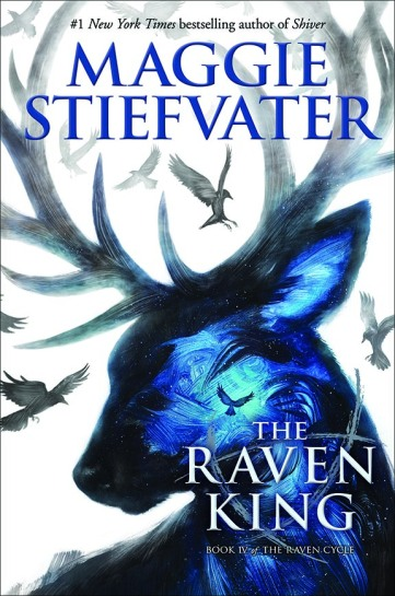 The Raven King by Maggie Stiefvater. 2016.