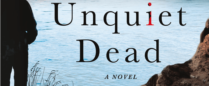 The Unquiet Dead by Ausma Zehanat Khan.