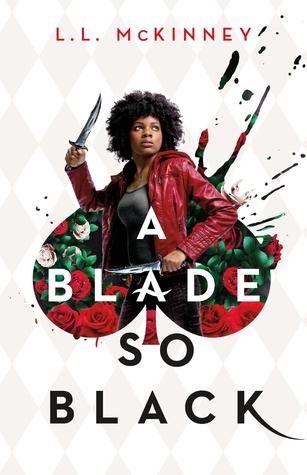A Blade So Black by LL McKinney