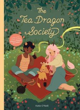 The Tea Dragon Society by Katie O'Neill. Oni Press.