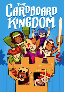 The Cardboard Kingdom by Chad Sell. Knopf Books for Young Readers.