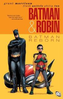 Batman and Robin- Batman Reborn