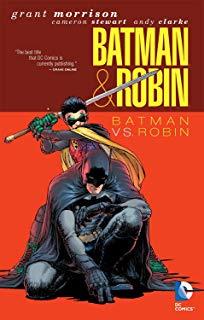 Batman and Robin- Batman vs Robin
